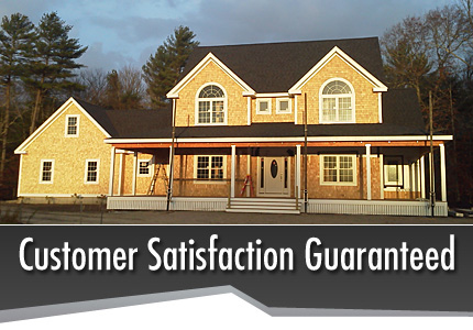 New Home Construction - New Bedford, MA - J.E.B Building and Remodeling - Customer Satisfaction Guaranteed.